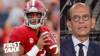 Download Alabama is sucking the oxygen out of college football - Paul Finebaum   First Take Video