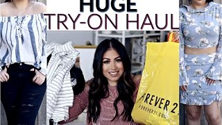 Download SUMMER TRY ON HAUL from SPRING: Missguided, F21 Video