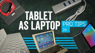 Download How To Make Your Tablet A Laptop Video