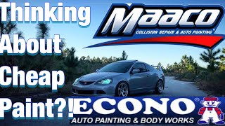 Download Watch This BEFORE MACCO paint or ECONO! Video