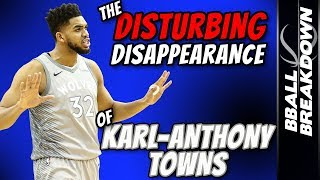 Download The Disturbing Disappearance Of KARL ANTHONY TOWNS Video