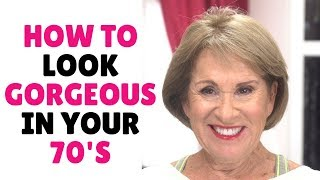 Download HOW TO LOOK GORGEOUS IN YOUR 70'S | #FIERCEAGING | Nikol Johnson Video