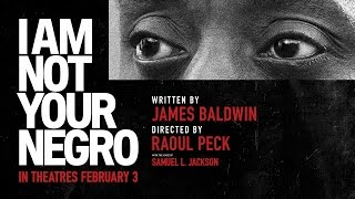 Download I Am Not Your Negro - Teaser Video