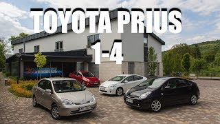 Download Is there a good Prius? (ENG) - Driving Toyota Prius Generations 1-4 Video