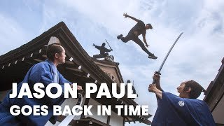 Download Jason Paul Goes Back in Time Video