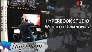 Download E3 2018: Hyperbook Studio Showcase Hyper Arena VR and Regensis Arcade Video