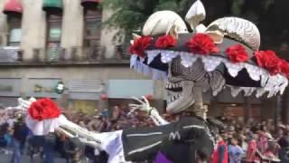 Download Primer Desfile Día De Muertos 2016 | CDMX México Video