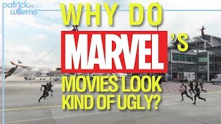 Download Why Do Marvel's Movies Look Kind of Ugly? (video essay) Video
