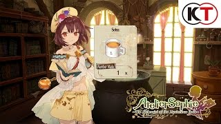 Download ATELIER SOPHIE - SYNTHESIS GAMEPLAY Video