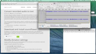 Download Convert recorded audio to text Video