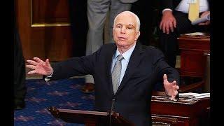 Download Media Fawns Over Nonsensical John McCain Speech Video