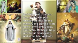 Download Chaplet of St. Anthony of Padua Video