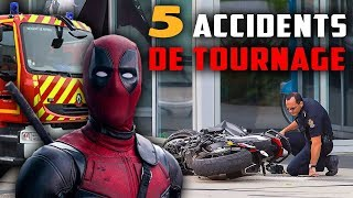 Download TOP 5 DES ACCIDENTS DE TOURNAGE GRAVES LORS DE CASCADES Video