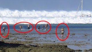 Download TOP 3 Tsunami Caught On Camera | Biggest Tsunami in the world Video