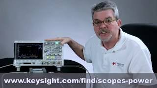 Download Power Supply Control Loop Response Measurements using an Oscilloscope Video