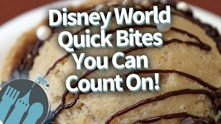 Download Disney World Quick Bites You Can Count On! Video