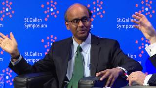 Download An investigative interview: Singapore 50 years after independence - 45th St. Gallen Symposium Video