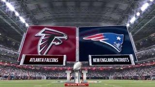 Download Madden 17: Atlanta Falcons Vs New England Patriots (2017 Super Bowl) Video