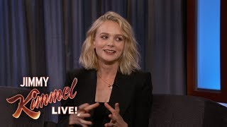 Download Carey Mulligan Failed Driving Test Five Times Video