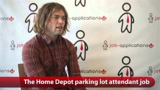 Download The Home Depot Parking Lot Attendant Job Video