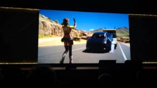 Download FINAL FANTASY XV UNCOVERED TRAILER LIVE AUDIENCE REACTION Video
