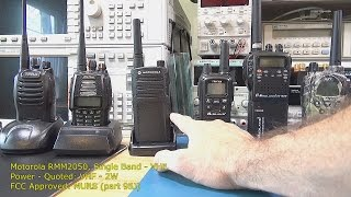 Download Two Way Radio Review / Range Tests - Part 1 Video