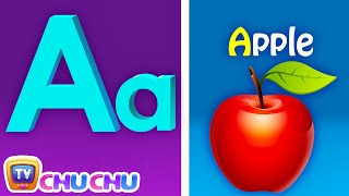 Download Phonics Song with TWO Words - A For Apple - ABC Alphabet Songs with Sounds for Children Video