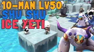 Download Maple Story 2 (KR) - Lv50 10-Man Raid Shushu Yeti ; Knight POV ~! Video
