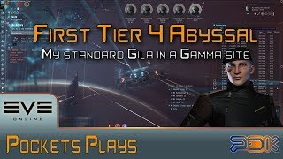 Download EVE Online: Tier 4 Gamma - Abyssal Deadspace - Gila Video