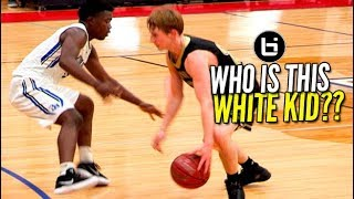 Download WHERE DID THIS WHITE KID COME FROM? Evan ″McBuckets″ McCarthy Full Highlights Video
