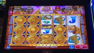 Download Jackpot HAND PAY Mayan Chief Video