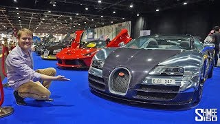 Download How Many Hypercars are at this Car Show in Dubai?! | VLOG Video
