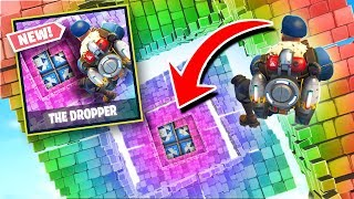 Download *NEW* Fortnite DROPPER Custom Gamemode in Fortnite Battle Royale Video