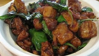 Download How to Cook Three Cup Chicken (San Bei Ji) - Easy Chinese Recipes Video