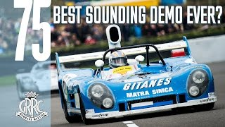Download Incredible sound: '70s 3-litre sportscars full 75MM demo Video