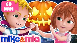 Download Halloween and Christmas Songs Collection for Kids | Nursery Rhymes and Baby Songs by Mike and Mia Video