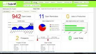 Download Lead, Sales and Marketing Tracking Software Video