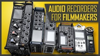 Download Audio Recorders for Filmmaking 2019: Choosing a Sound Recorder for Your Video Projects Video