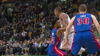 Download NBA Games of the Year - Detroit Pistons at Boston Celtics from 11/30/2016 Video