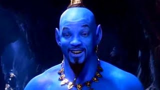 Download Will Smith Gets Torched After Aladdin Trailer Release Video
