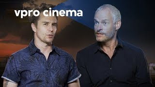 Download Martin McDonagh and Sam Rockwell on Three Billboards Outside Ebbing, Missouri Video
