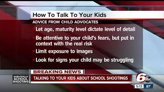 Download Experts say the best thing you can do is listen to your child following a school shooting Video