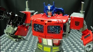 Download Power of the Primes Leader OPTIMUS PRIME: EmGo's Transformers Reviews N' Stuff Video