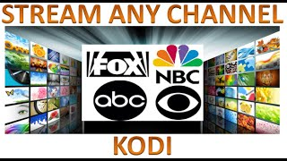 Download Kodi (XBMC) - Super Simple Guide to Setup TV/IPTV Streaming and Update Channels Video