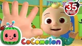 Download Finger Family | + More Nursery Rhymes & Kids Songs - ABCkidTV Video
