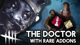 Download Ultra Rare Doctor Addon | Dead by Daylight New Killler [Gameplay / Commentary] Video
