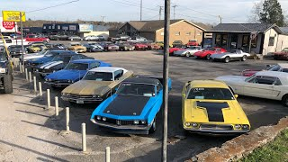 "Download Hot Rod Muscle Car Dealer "" Full Lot Walk "" Maple Motors 3/14/19 Video"