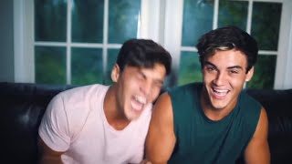 Download the Dolan Twins wheezing/crying of laughter for almost 11 minutes Video