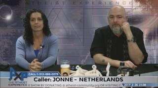 Download Donald Trump is Prophesied?   Jonne - Netherlands   Atheist Experience 21.08 Video