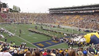 Download Cal Football Entrance vs. San Diego State 2015 Memorial Stadium Berkeley California Video
